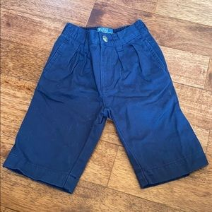 Polo by Ralph Lauren Navy Khakis